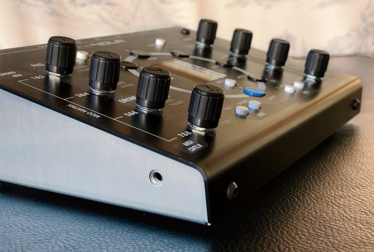 Test: Conductive Labs NDLR Hardware-Sequencer