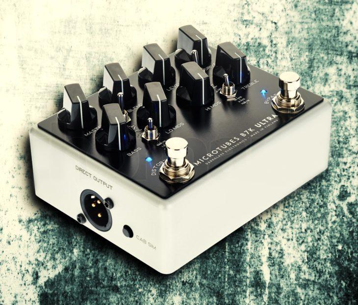 Test: Darkglass Microtubes B7K Ultra v2 w/ Aux In, Vorverstärker für Bass