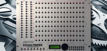 Blue Box: Doepfer SCHALTWERK Step-Sequencer CV/Gate & MIDI