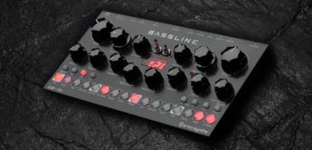 Test: Erica Synth DB-01 monophoner Bassline Synthesizer