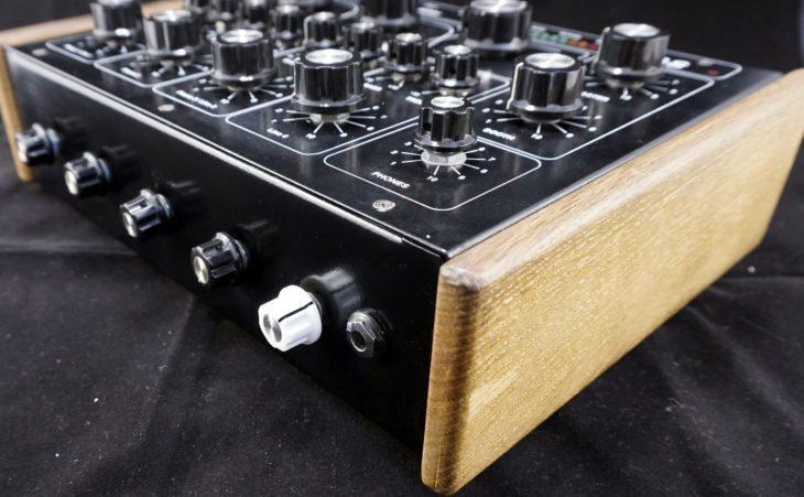 E&S DJR 400 Rotary Mixer