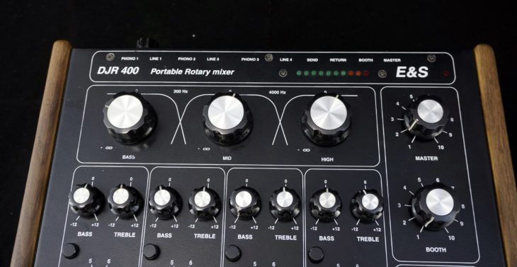 E&S DJR 400 Review
