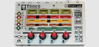 Fred's Lab Töörö – polyphoner Hybrid-Synthesizer