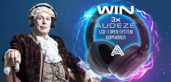 Gewinnspiel: 3x AUDEZE LCD-1 Open System Kopfhörer