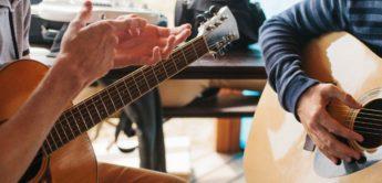 Workshop: Gitarre lernen für Anfänger, Tonleiterübungen – vermindertes Arpeggio