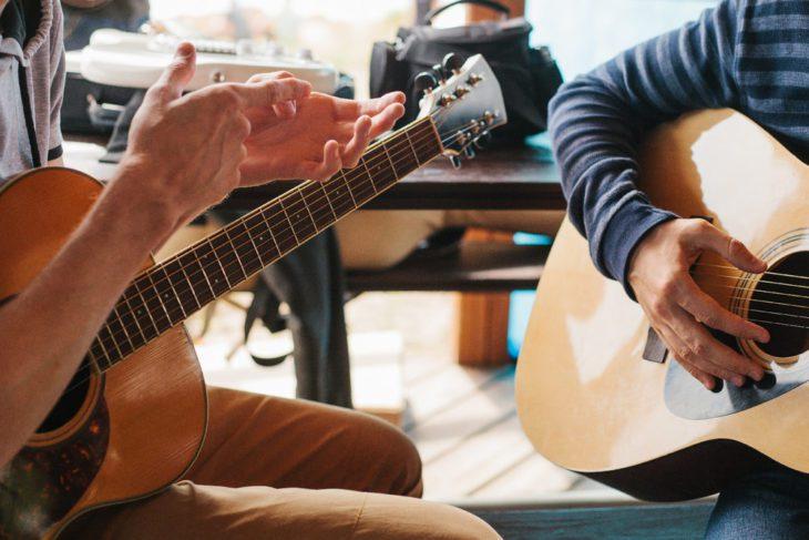 Tutorial Gitarre lernen für Anfänger, Tonleiterübungen