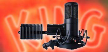 Test: Golden Age Premier GA-800G, Röhren-Studiomikrofon