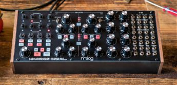 Moog Subharmonicon – semimodularer Synthesizer