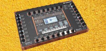 MP MIDI Controller – 32 Encoder für VST3/AU-Plugins