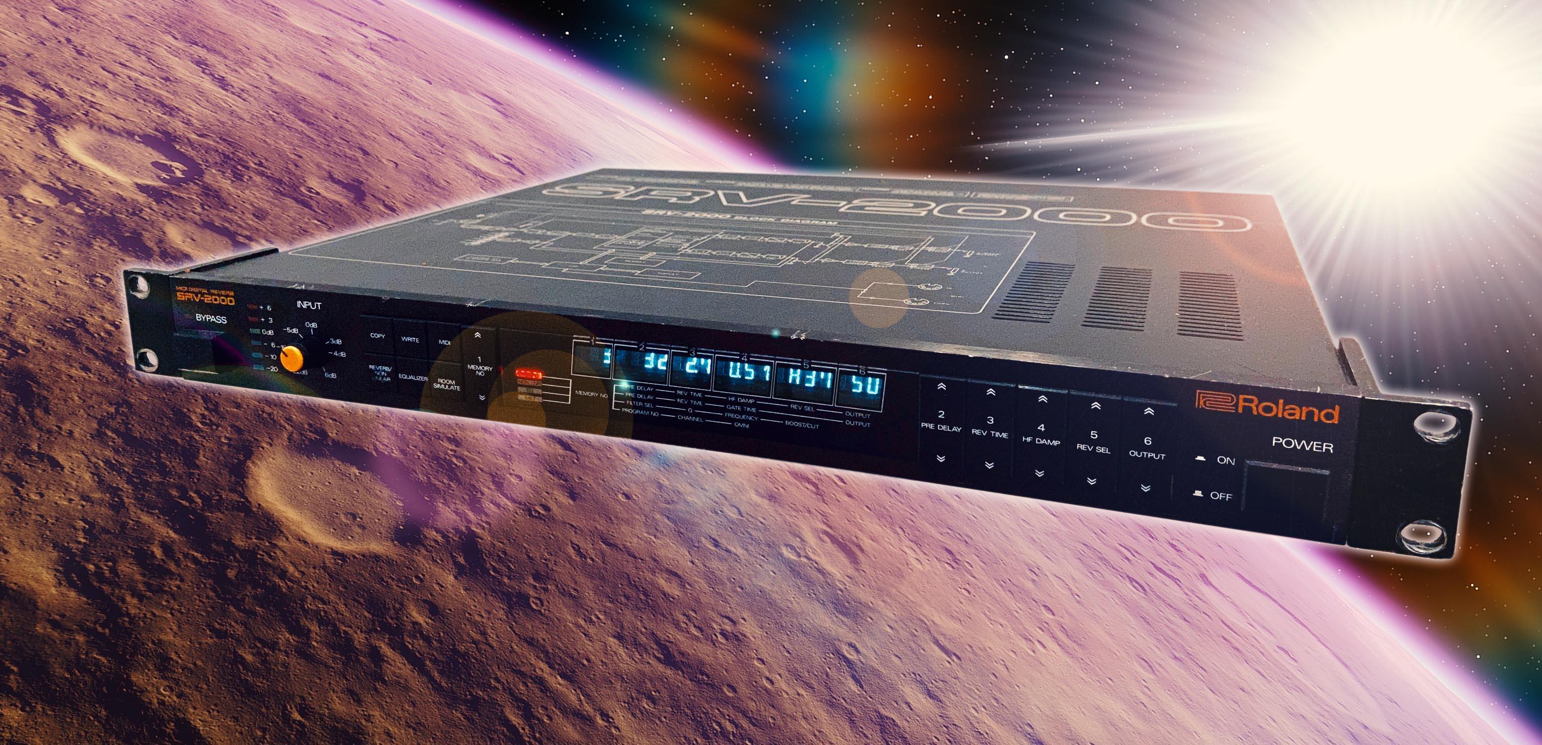 Roland SRV-2000
