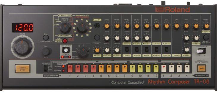 roland tr 08 kaufberatung drumcomputer