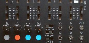 RYK Modular M185 Multi-Step-per-Stage-Sequencer