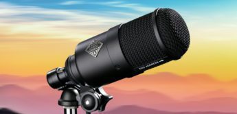 Test: Telefunken M82, Großmembran-Studiomikrofon