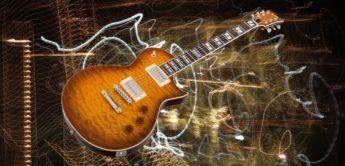 Test: ESP Eclipse QM TEASB Duncan, E-Gitarre