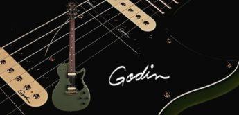 Test: Godin Summit Classic SG Matte Green, E-Gitarre