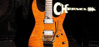 Test: Charvel Pro-Mod DK24 HH FR Dark Amber