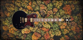 Test: D'Angelico Deluxe Atlantic Black, E-Gitarre