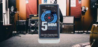 Test: Electro Harmonix 5MM, Gitarrenendstufe
