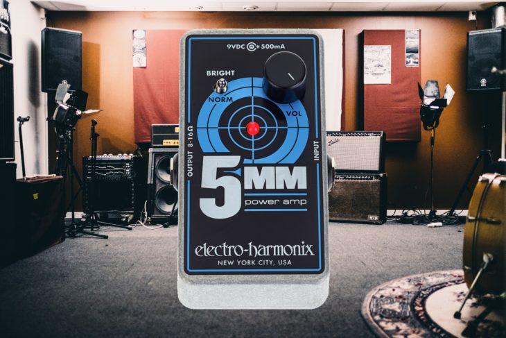 Test: Electro Harmonix 5MM
