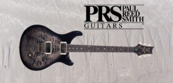 Test: PRS David Grissom DGT, Gray Black