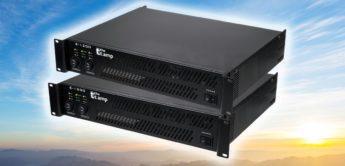 Test: the t.amp E-1500 und the t.amp E-1200 Endstufen