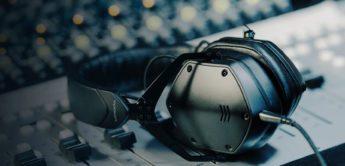 Test: V-Moda M-200, Studiokopfhörer