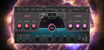 Test: Waves Ovox Vocal Resynthesis, Vocal FX Prozessor Plugin