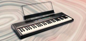Test: Alesis Recital 61, mobiles Digitalpiano für Einsteiger