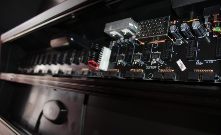 Behringer Eurorack GO Userbild Stromversorgung Bussystem