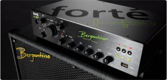 Test: Bergantino Forté HP + NXT210 + ENXT112, Bassverstärker