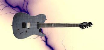 Test: Chapman Guitars ML3 Std Bea Mensis, E-Gitarre