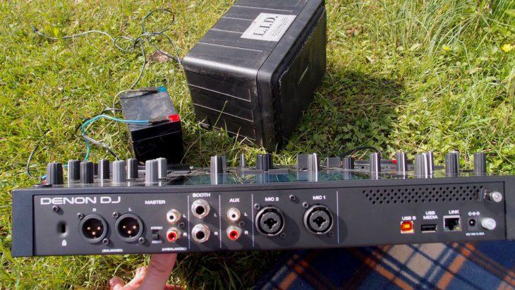 Denon DJ Prime Go DJ-Controller Test