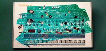 DIN Sync kündigt RE-909 an, ein DIY-TR-909 Klon
