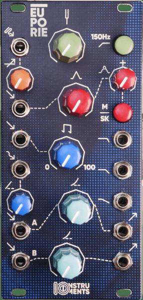 Euporie VCF Module