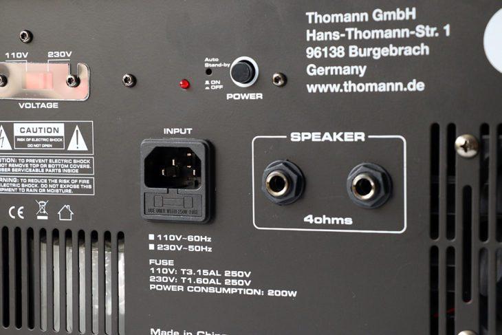 Test: Fun Generation PM-6 Powermixer Test: Fun Generation PM-6 Powermixer Test: Fun Generation PM-6 Powermixer