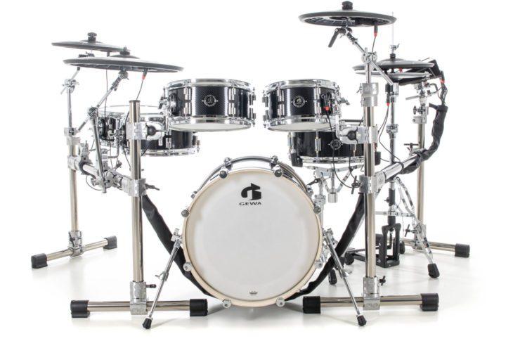gewa g9 studio c5 pro c6 aufmacher e-drums
