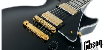 E-Gitarre Test: Gibson Les Paul Custom Ebony GH