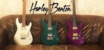 Test: Harley Benton Fusion-II, E-Gitarren