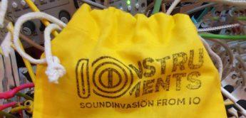 IO Instruments: Vielseitiger CV/Audio Mixer für Eurorack