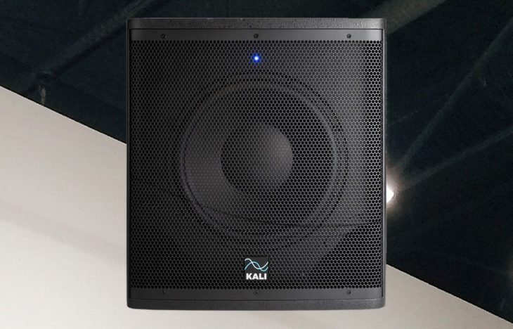 kali audio ws 12 subwoofer test