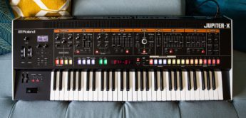 Test: Roland Jupiter-X, VA-Synthesizer des Jupiter-8