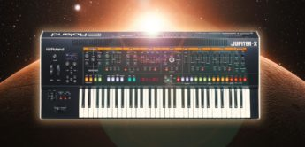 Test: Roland Jupiter-X, VA-Synthesizer des Jupiter-8