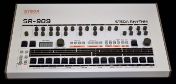 Steda Electronics SR-909 – DIY-Kit der kultigen Drum-Machine