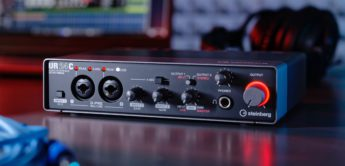 Test: Steinberg UR24C, USB-Audiointerface
