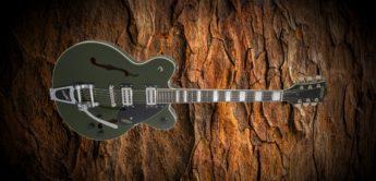 Test: Gretsch G2622T TG Streamliner, E-Gitarre