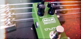 Test MXR Thump Bass