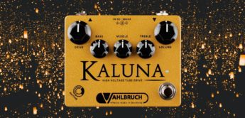 Test: Vahlbruch KALUNA, Effektgerät für E-Gitarre