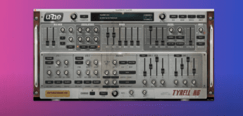 "Video: Tyrell N6 ""as the one and only Synth"" in einer Freeware-Produktion"