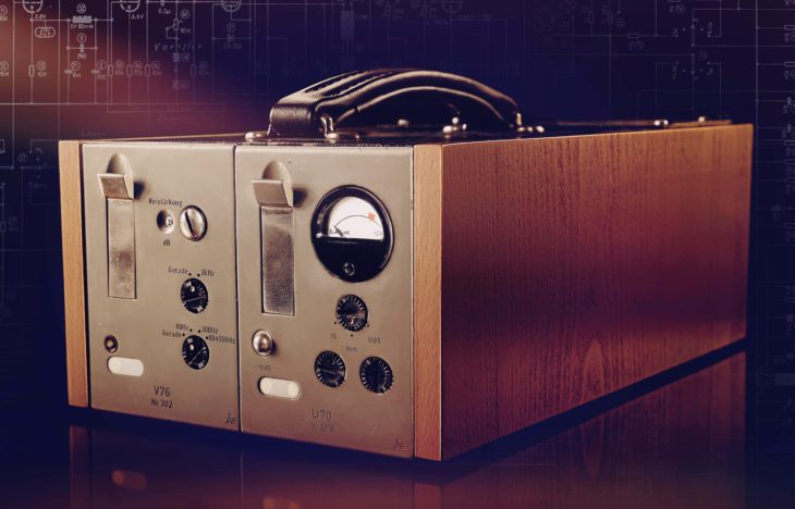 universal audio v76 preamp plugin test
