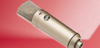 Test: Warm Audio WA-Classic, Großmembran-Kondensatormikrofon